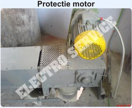 Protectia unui motor pram - impamantare